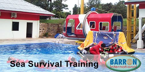 Barron International Safety Training Indonesia