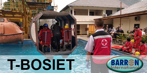TROPICAL BASIC OFFSHORE SAFETY INDUCTION & EMERGENCY TRAINING (TBOSIET)